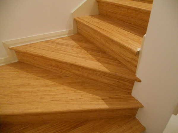 Wood stair.13